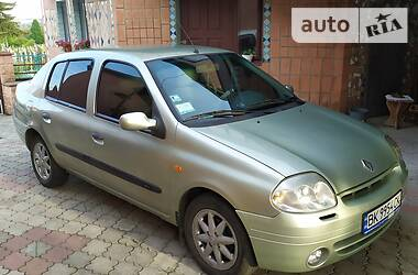Renault Clio 2002 в Ровно