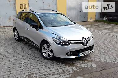 Renault Clio 2014 в Львове