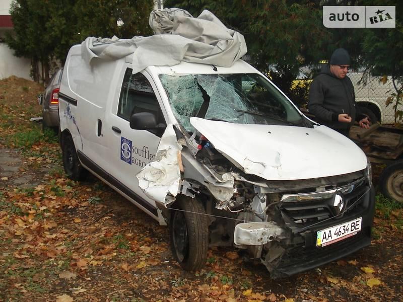 Renault Dokker груз. 2017 в Киеве