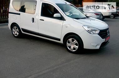 Renault Dokker пасс. 2014 в Днепре