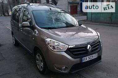 Renault Dokker пасс. 2015 в Хмельницком