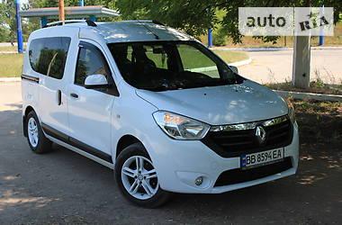 Универсал Renault Dokker пасс. 2013 в Кривом Роге