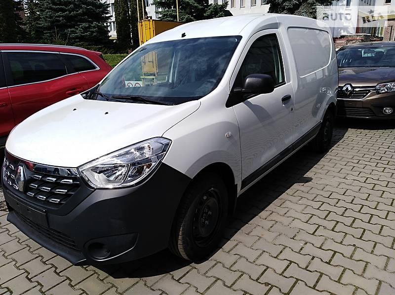 Renault Dokker VAN 2017 года