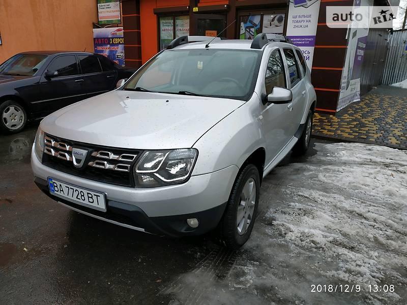 Renault Duster 2015 року в Кропивницькому (Кіровограді)