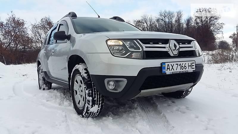 Renault Duster 2016 года в Харькове