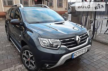 Внедорожник / Кроссовер Renault Duster 2019 в Ужгороде