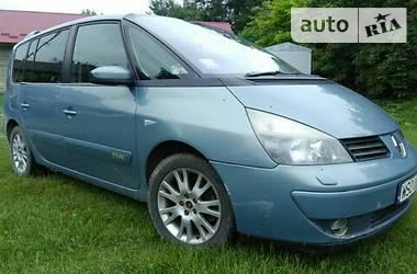 Renault Espace 2003