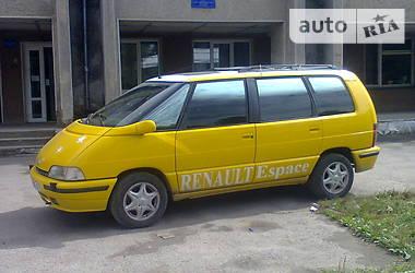 Renault Espace 1993 в Ивано-Франковске