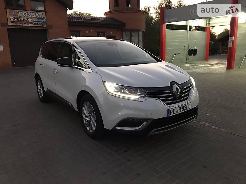 Renault Espace 2016 в Дубно