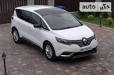 Renault Espace 2016 в Львове