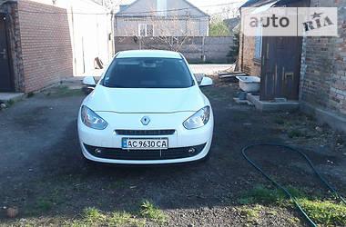 Renault Fluence 2012 в Луцке
