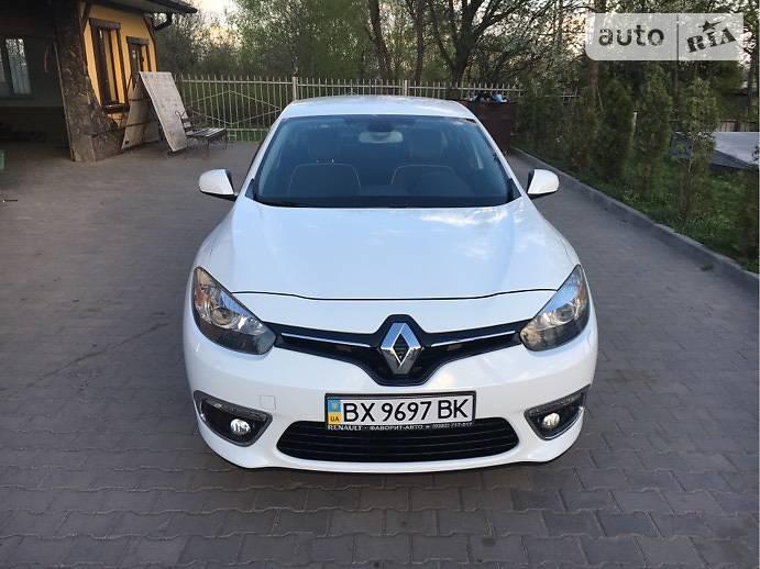 Renault Fluence 2013 в Хмельницком
