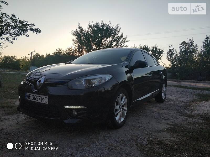 Renault Fluence 2014 в Новомосковске
