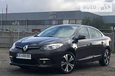 Renault Fluence 2014 в Черновцах