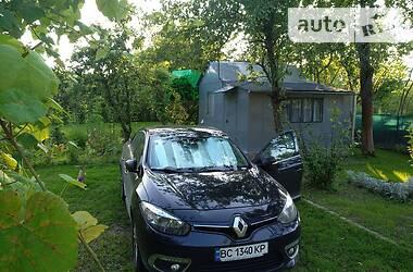 Renault Fluence 2015 в Львове