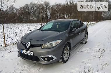 Renault Fluence 2013 в Дунаевцах