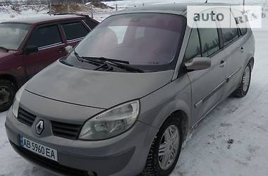 Renault Grand Scenic 2005 в Казатине
