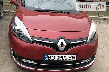 Renault Grand Scenic 2012 в Тернополе