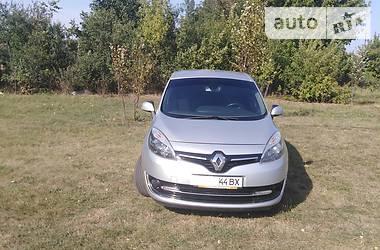 Renault Grand Scenic 2014 в Ичне