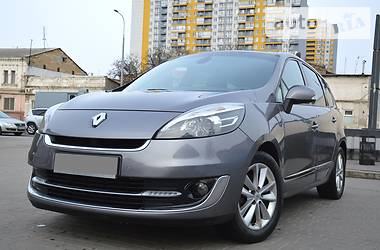 Унiверсал Renault Grand Scenic 2012 в Одесі