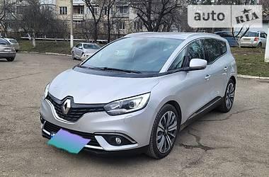 Универсал Renault Grand Scenic 2017 в Черновцах