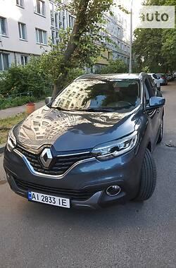 Позашляховик / Кросовер Renault Kadjar 2016 в Хмельницькому