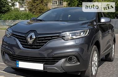 Позашляховик / Кросовер Renault Kadjar 2018 в Мелітополі