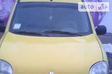Renault Kangoo груз. 1998 в Донецке