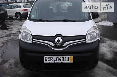 Renault Kangoo груз. Maxi 2015