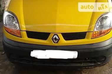 Renault Kangoo груз.  2005