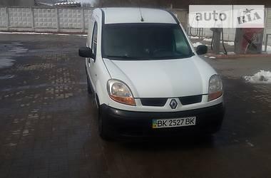 Renault Kangoo груз. 2008 в Ровно