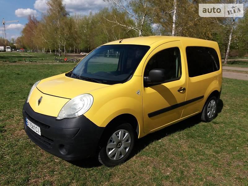 Renault Kangoo груз. 2011 в Полтаве