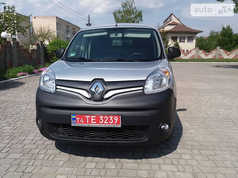 Renault Kangoo груз. 2015 в Кременці