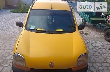 Renault Kangoo груз. 2002