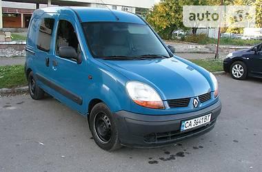 Renault Kangoo груз. 2003 в Черкассах