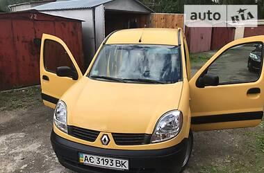 Renault Kangoo груз. 2007 в Луцке
