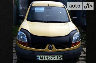 Renault Kangoo груз. 2006 в Селидово