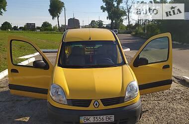 Renault Kangoo груз. 2007 в Ровно