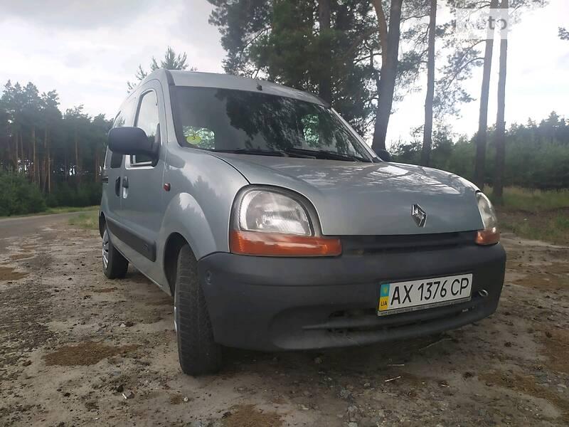Renault Kangoo груз. 2002 в Харькове