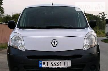 Renault Kangoo груз. 2010 в Киеве