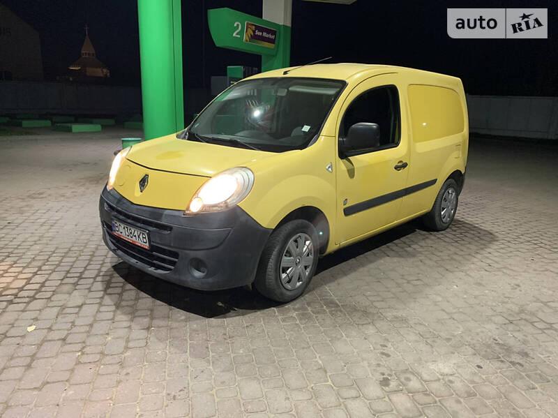 Renault Kangoo груз. 2012 в Червонограде