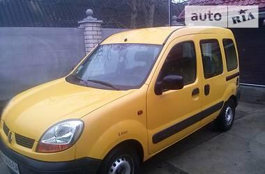 Renault Kangoo пасс. 2003 в Коростышеве
