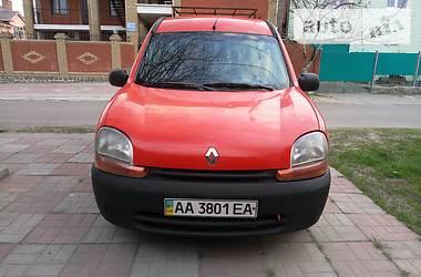 Renault Kangoo пасс. 1998 в Запорожье