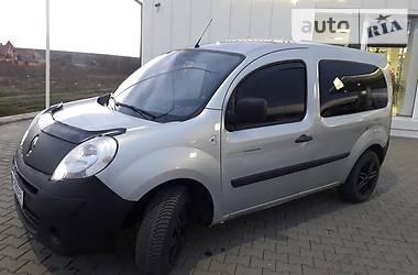 Renault Kangoo пасс. 2010 в Черновцах