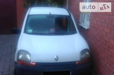 Renault Kangoo пасс. 2000 в Черкассах