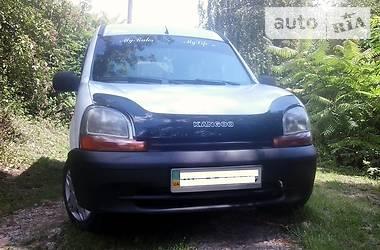 Renault Kangoo пасс. 2001 в Тернополе