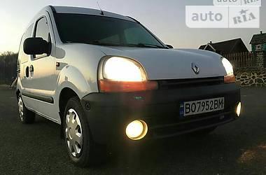Renault Kangoo пасс. 2001 в Ровно