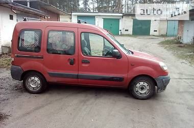 Renault Kangoo пасс. 2003 в Хмельницком