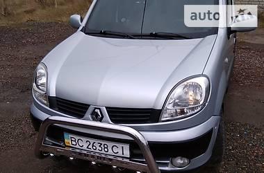 Минивэн Renault Kangoo пасс. 2008 в Червонограде