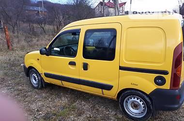 Renault Kangoo пасс. 2001 в Львове